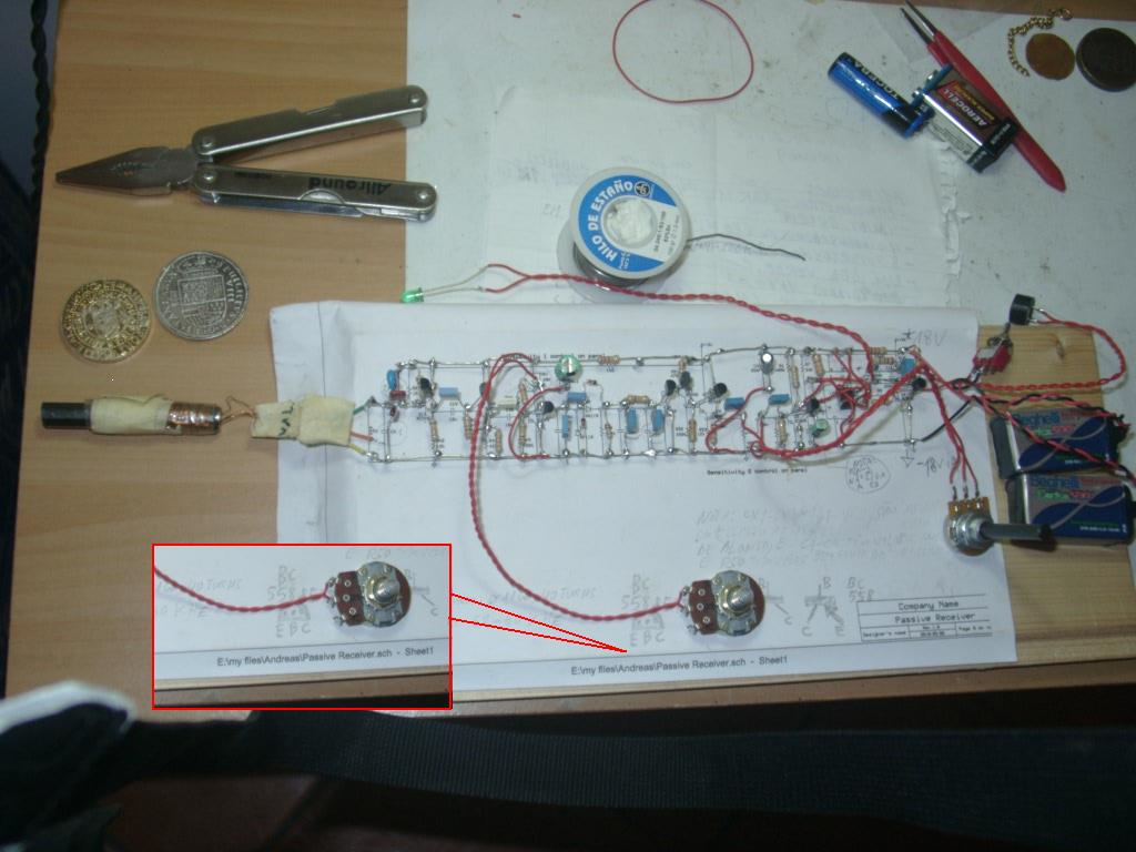 Pdk Inside Page 2 Longrangelocators Forums Pistol Detector Schematic