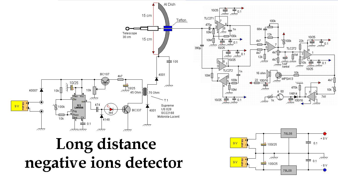 Ivconics Negative Ion Detector Circuit Longrangelocators Forums Simple Oscillator Pipe Locator Diagram Attached Images